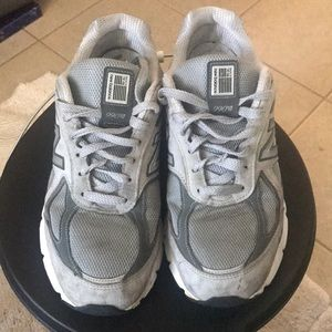 New Balance 990 V4 Gray Shoes Made in USA 🇺🇸